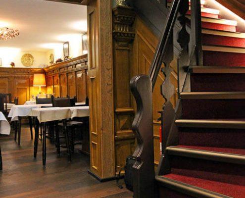 Restaurant Renovierung - Weinhaus - Tante Anna - Düsseldorf